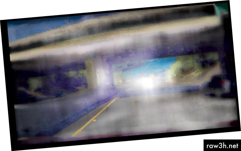 ضبابي الطريق السريع
