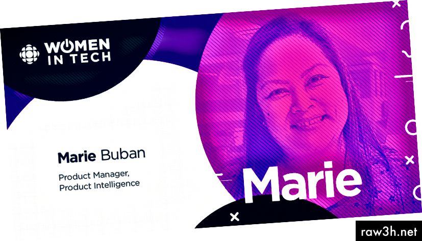 Като ръководител на социалната интелигентност, Мари помага на екипите в ЦБС да разберат разговорите, случващи се в социалните платформи. (Майк Бъроуз / CBC)
