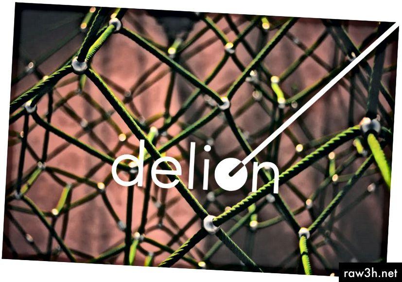 delion.io API ببساطة للاتصال بـ IOTA Tangle