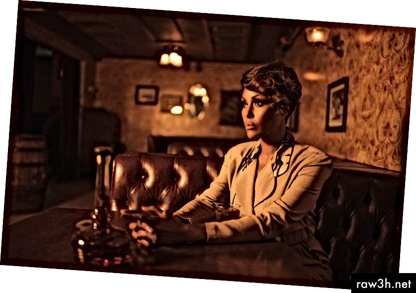 Кристин Адамс, снимана от Джош С. Роуз, 2018. Nikon D850 & Nikon 35 мм f / 1.4.