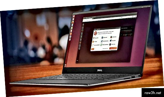 Dell XPS 9570 s Ubuntu!