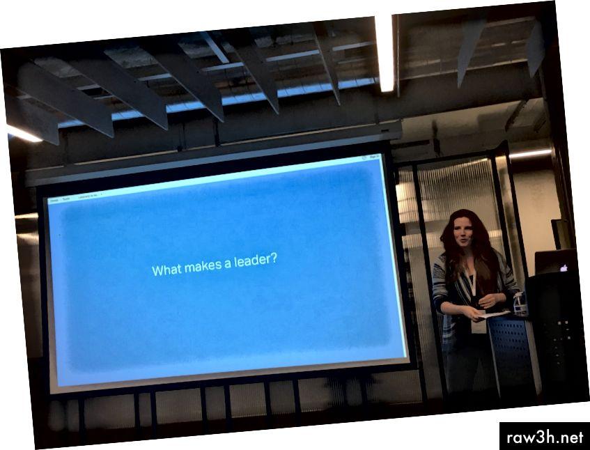 """Тази статия се основава на беседа, първоначално изнесена на срещата на високо равнище """"Жените в технологиите"""", полза за TechGirlz, нестопанска цел, вдъхновяваща момичетата от средните училища, за да проучат възможностите на технологията, за да даде възможност на бъдещата си кариера. Лорън Хасън, снимка."""