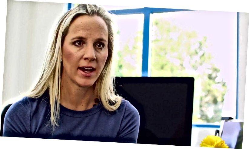 Revel Systems i la cofundadora de seguretat Athena Lisa Falzone.
