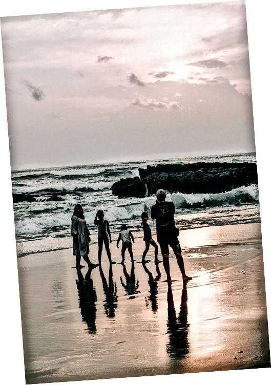 परिवार बीच बाली | Img by: Pixabay के माध्यम से wndj