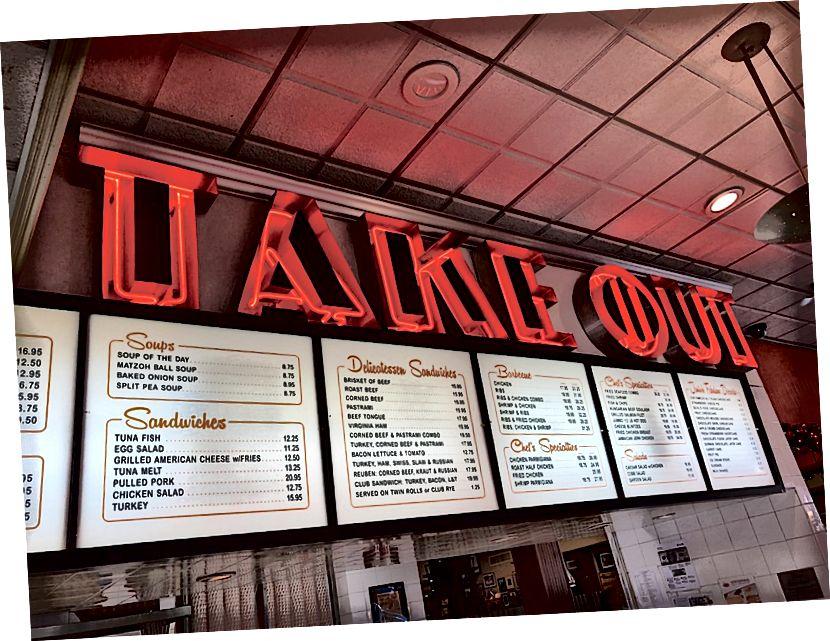 Juniors Restaurant, Бруклин, Ню Йорк