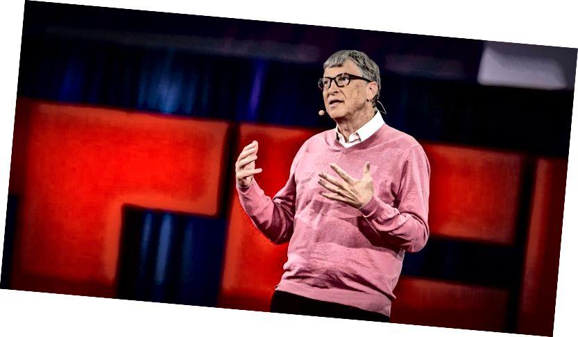 (obrázek Bill Gates TedTalk 2014)