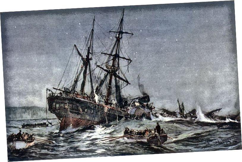 حطام بيركينهيد - تشارلز ديكسون ج. 1901