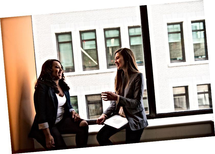 क्रिस्टीना @ wocintechchat.com अनस्प्लेशवर फोटो