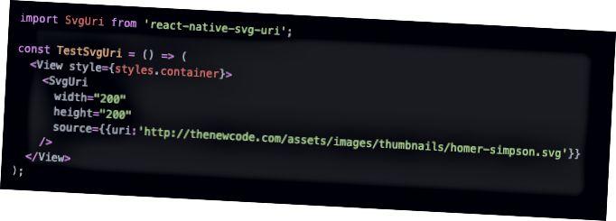 نحوه استفاده از Svg ها در React Native با Expo ۰۸ آوریل ۲۰۲۰