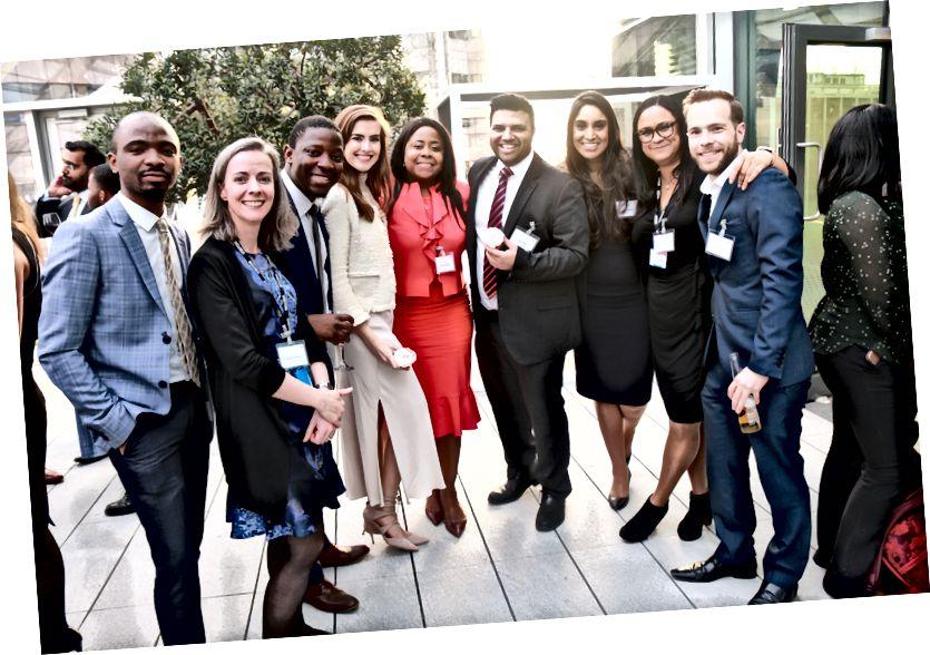 Vores fremtidsvision er at have en reel indflydelse på karrierer hos BAME / International kolleger i vores sektor.