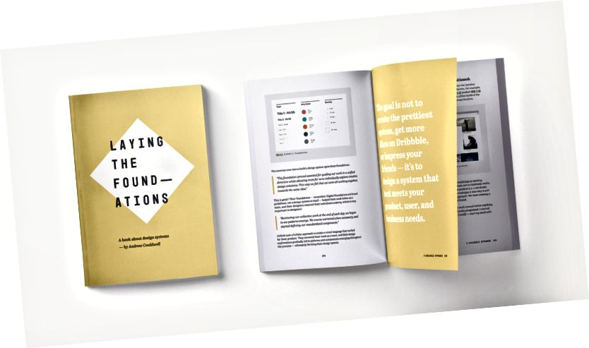 हमारी किताब। Designystemfoundations.com पर और जानें