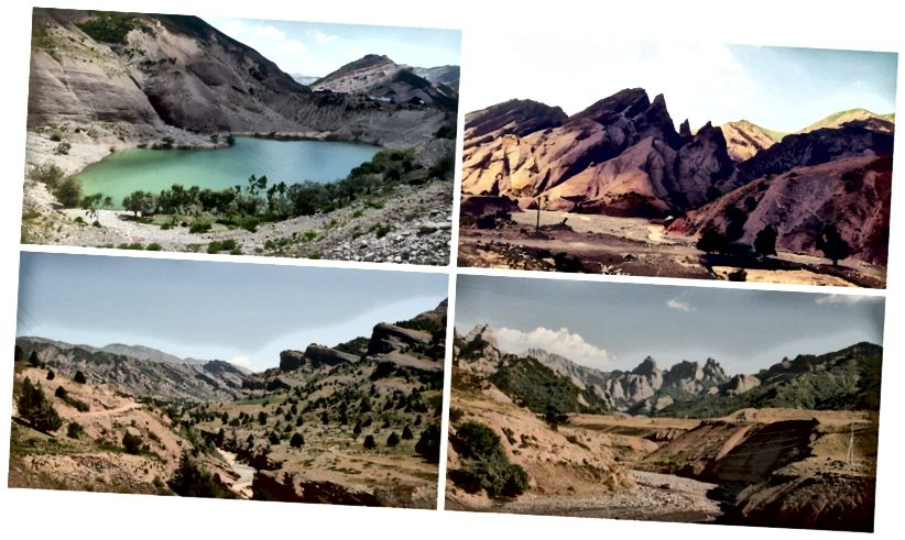 Yakhsu Valley, Khovaling District, Khatlon.
