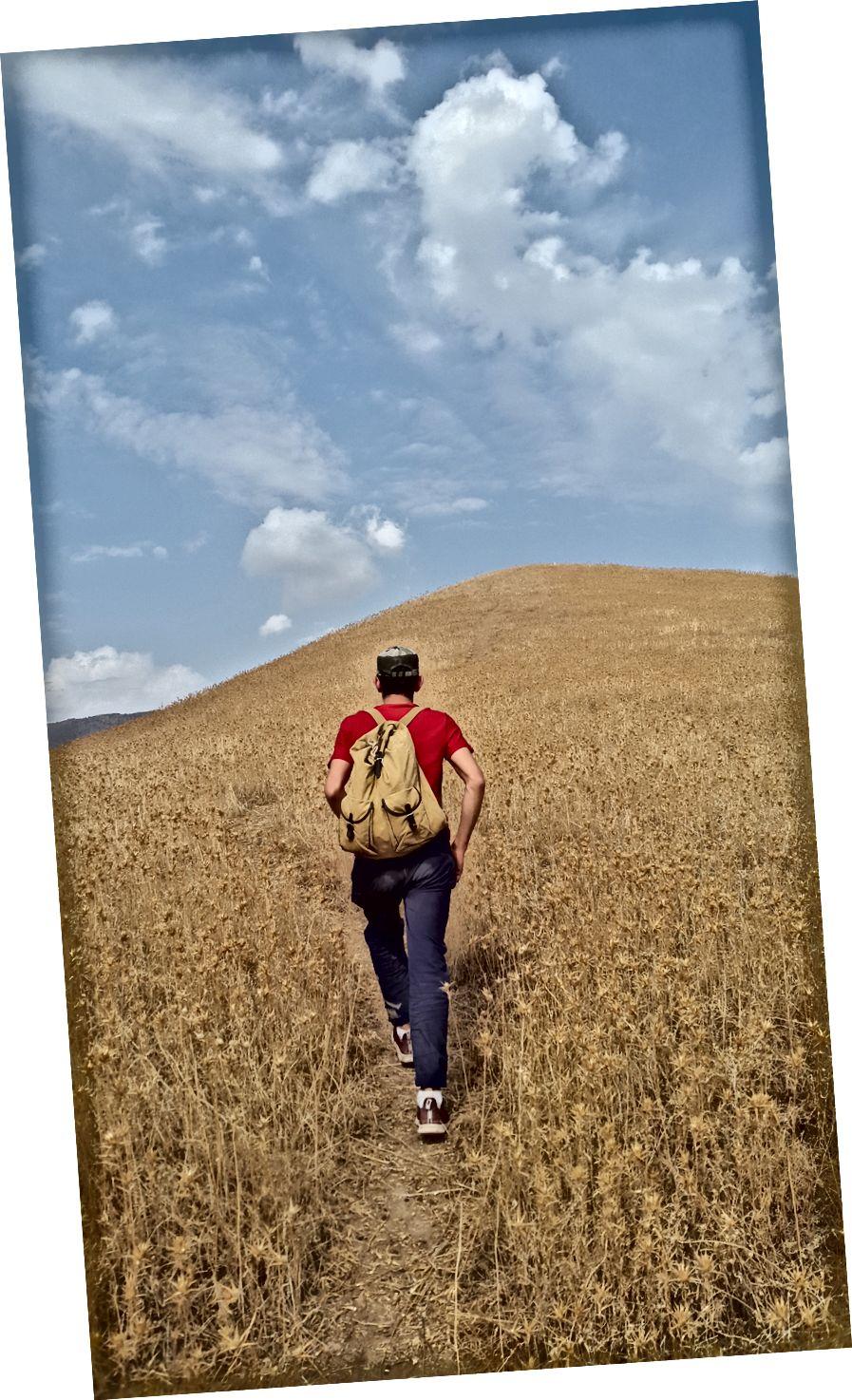 Mount Khojamaston foden, Sarband-distriktet.
