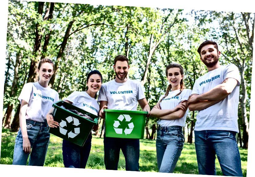 Albert Boufarah Popisuje, jak přivést vaši komunitu k recyklaci