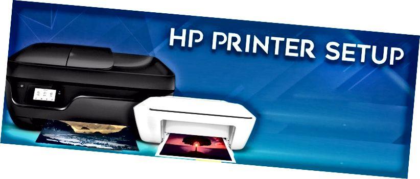 Ρύθμιση εκτυπωτή HP