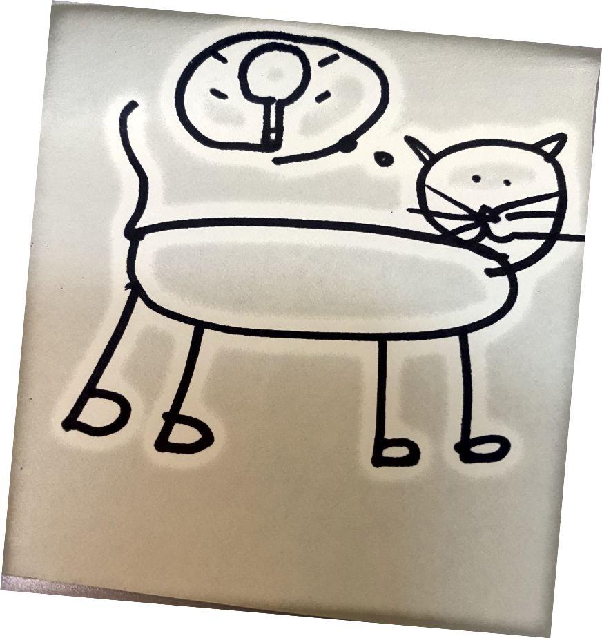doodle Lisa Rossi-tól