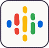 Chun Google Podcasts iOS App a Íoslódáil: https://apps.apple.com/us/app/id1398000105