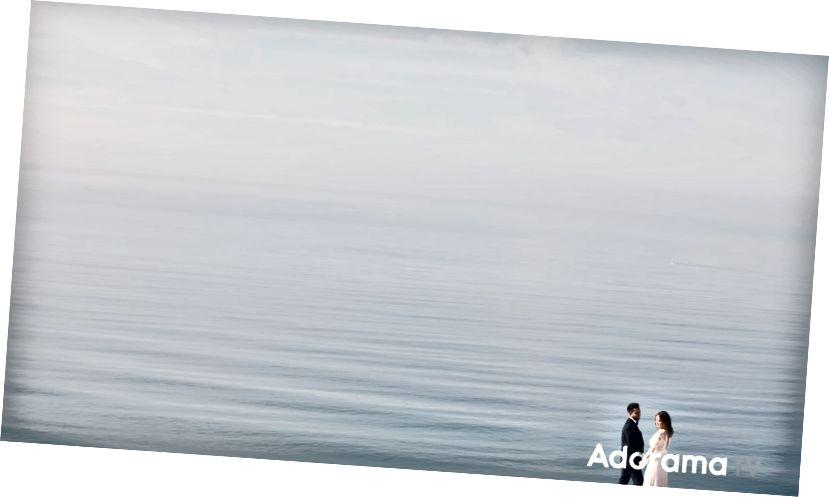 أين ينتهي المحيط وتبدأ السماء؟