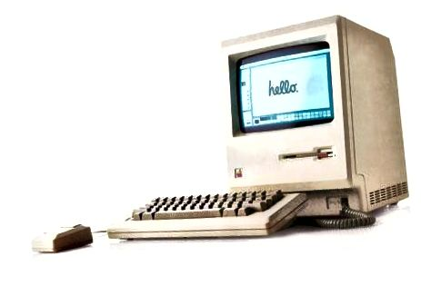 La icònica APPLE MACINTOSH 128K