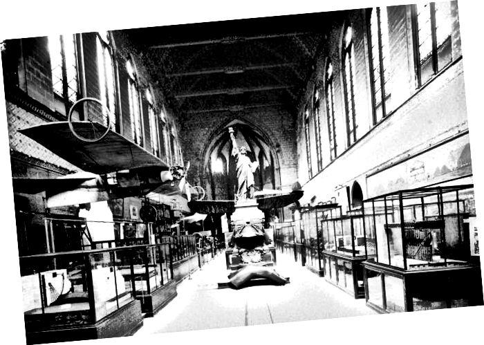 Музеят през 1925г
