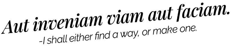 मेरा व्यक्तिगत आदर्श वाक्य