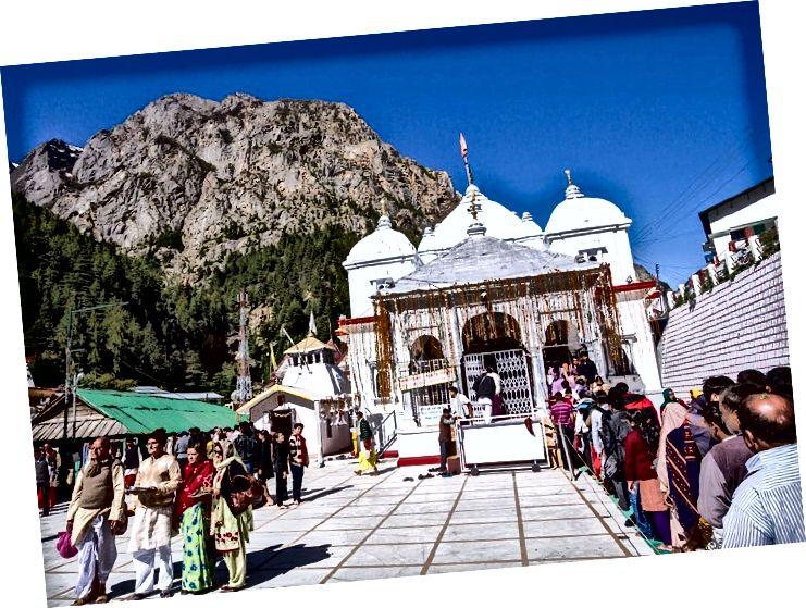 गंगोत्री मंदिर