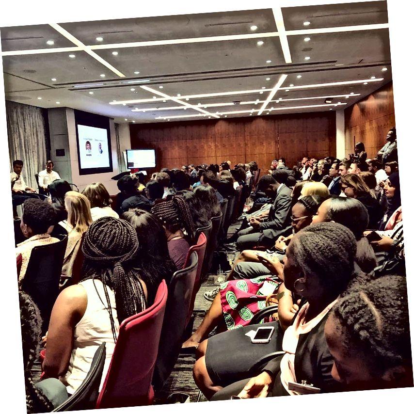 PwCでの「企業のキャリアとサイドハッスルのバランス」イベント