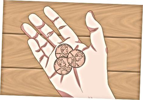 Tangalarni tashlash