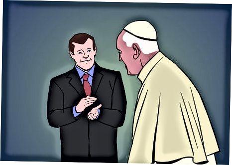 Papani shaxsan murojaat qilish