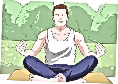 Meditatsiya qilish va hozirgi zamonga moslashish