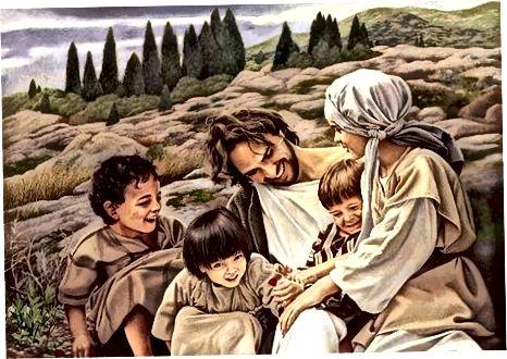 شناختن عیسی از طریق کتاب مقدس