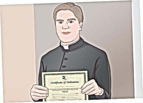 بعداً تبدیل به یک کشیش بعداً در زندگی
