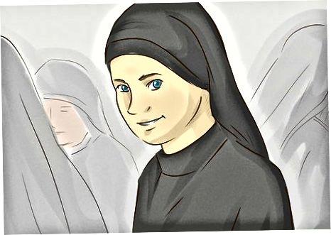 Pravoslav xristianlikda nunga murojaat qilish