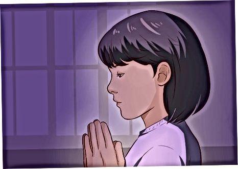 مراقبه در مورد فرشته نگهبان خود