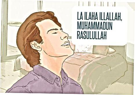 روی آوردن به اسلام