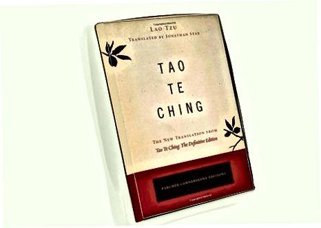 Taoist matnlarini o'qish