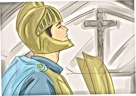 Узмацненне супраць духоўных нападаў