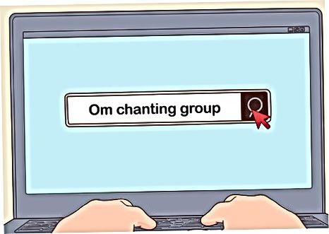 شعار دادن به عنوان یک گروه