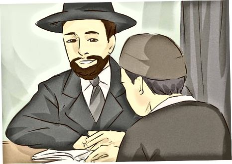 Yahudiylikni o'rganish