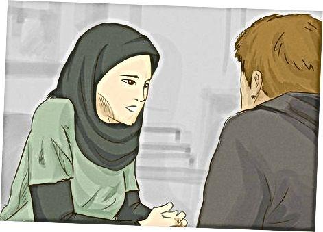Ang Paghahanap ng Iba pang Mga Paraan upang Makilala ang mga Babae ng Muslim