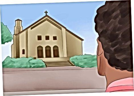 پیدا کردن کلیسای مناسب