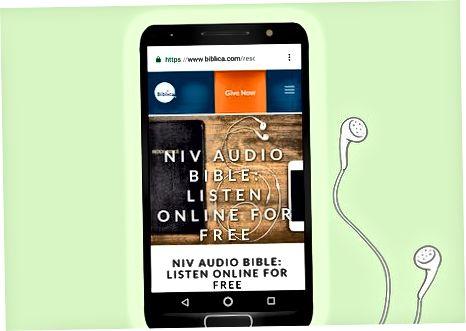 انتخاب کتاب مقدس صوتی
