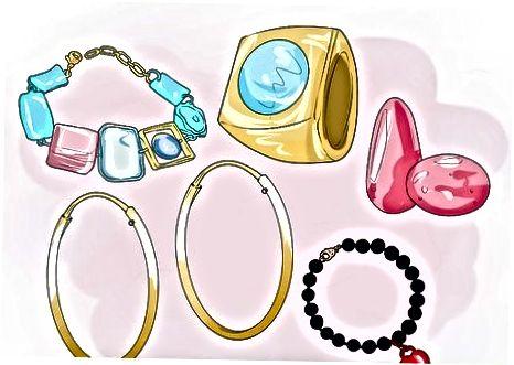 Gemstones yoki rang bilan sovg'ani tanlash