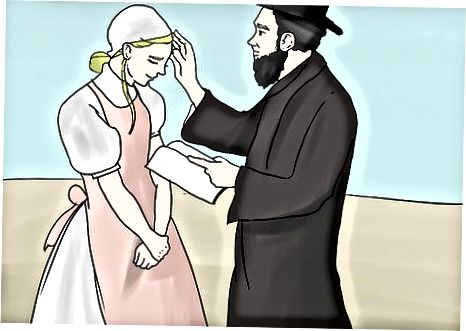 Amish dinini qabul qilish