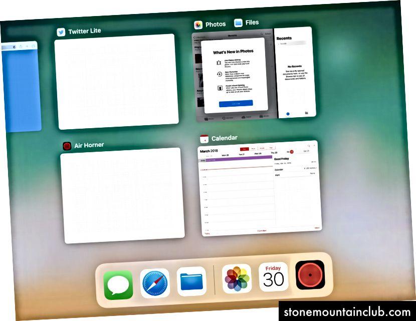 IPadda bir xil oq ekran muammosi mavjud