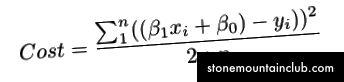 n = # kuzatuv. Yo'qotishni minimallashtirish uchun lotinni olishda n ning o'rniga 2 * n dan foydalanish matematikani yanada aniqroq bajarishga imkon beradi, garchi ba'zi odamlar statistika buni kufrlik deb aytishadi. Ushbu turdagi narsalar to'g'risida fikrlaringizni boshlaganingizda, siz quyon uyasida baribir ekanligingizni bilib olasiz.