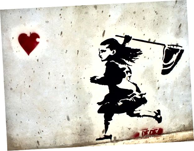 Bildnachweis: Banksy