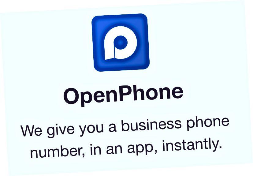 Post-YC: Oh! Téléphone professionnel dans une application. J'ai compris.