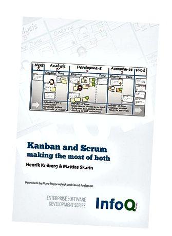 Kanban et Scrum: faire les deux par Henrik Kniberg et Mattias Skarin