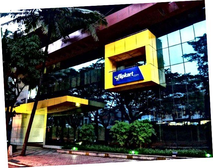 Flipkart Office - Opposite Forum Mall